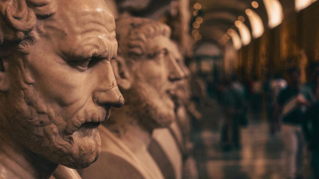 como visitar museo online ejemplo Museo Vaticano